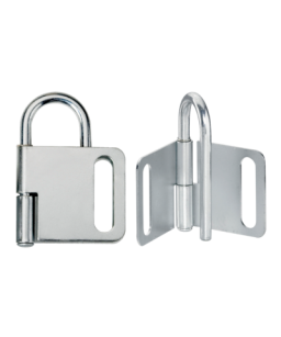 Safety Hasp, Heavy Duty, 4 Padlock capacity