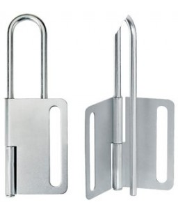 Safety Hasp, Heavy Duty, 8 padlock capacity
