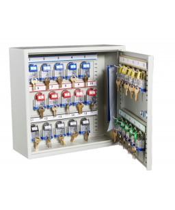 25 Hook Padlock Cabinet