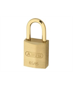 Extra Small 15mm Brass Padlock