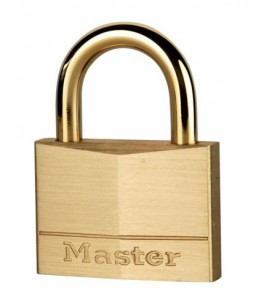 55mm Brass Padlock