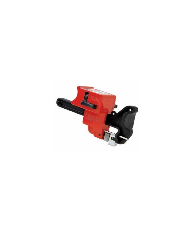 Universal Handle-On Ball Valve Lockout