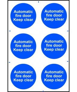 Automatic Fire Door Keep...