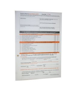 Permit To Work Forms
