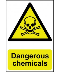 Dangerous chemicals Safety...