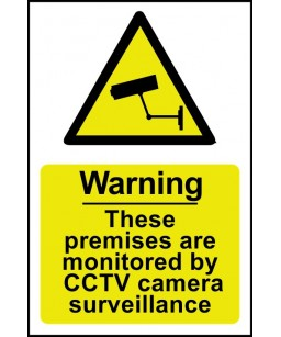 Warning Theese premises are...
