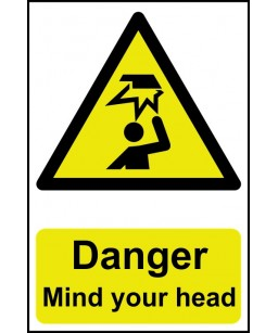 Danger Mind your head...