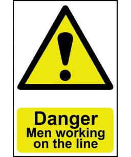 Danger Men working on the...