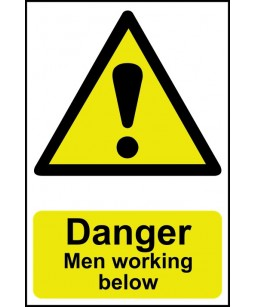 Danger Men working below...