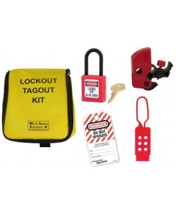 Electrical Lockout Starter Kit - WSKITO3