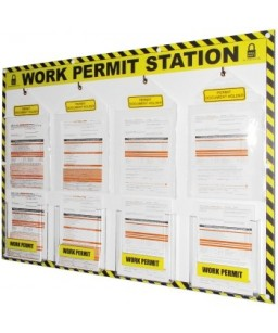 Permit To Work Station