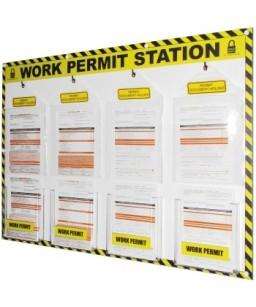 Permit To Work Station