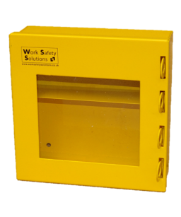 Group Lock Box - 4 Padlock