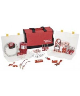Portable Organiser - Electrical Lockout