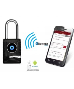 BLUETOOTH 4401 SMART PADLOCKS