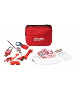 Lockout Kit Pouch  Electrical