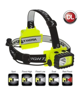 Multi-Function Headlamp 5456G White / Red
