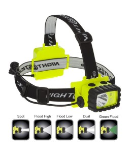 Multi-Function Headlamp 5458G white/green