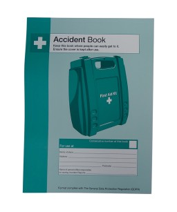 Accident Book, A4   Q3200