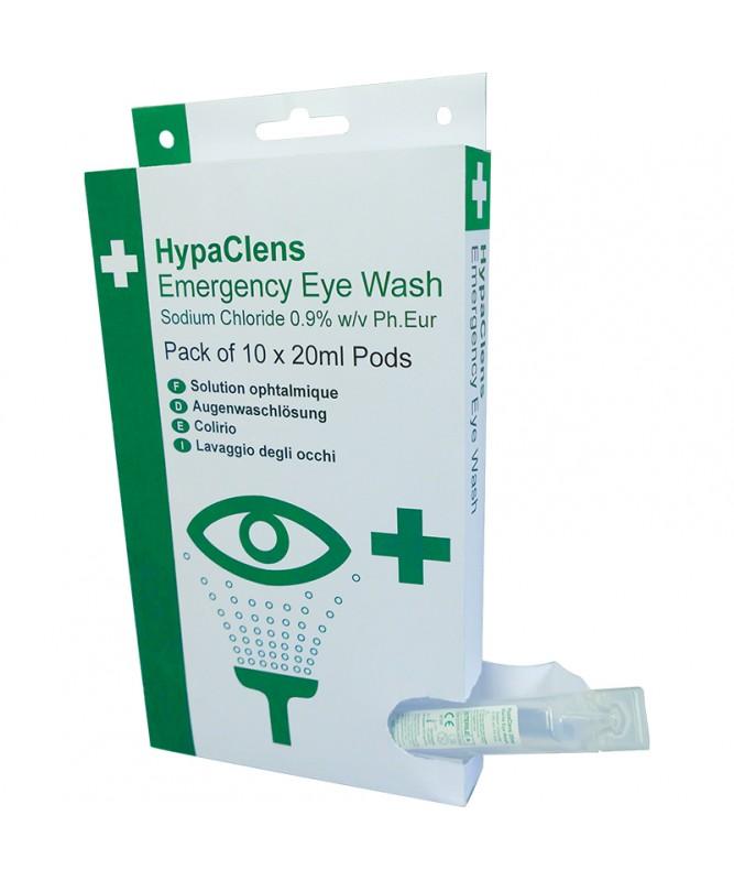 Eye Wash Pods