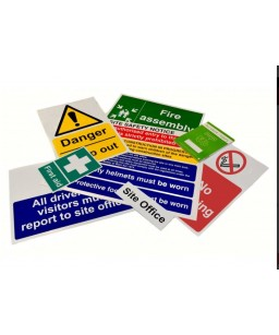 Site Safety Sign Pack C 17335
