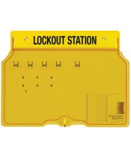 Padlock Station (unfilled)
