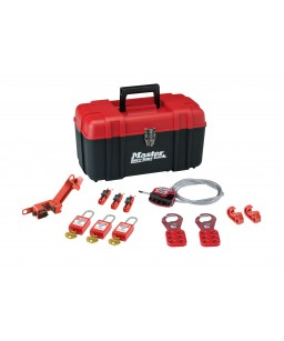 Portable Lockout kit - Electrical - 3 Locks