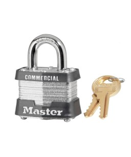 Keyed Different Laminated Steel Padlock