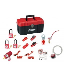 Portable Lockout kit - Electrical