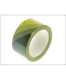 Self-Adhesive Hazard Warning Safety Tape 33m Black & Yellow