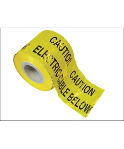 Warning Tape 365m Electric