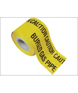 Warning Tape 365m Gas