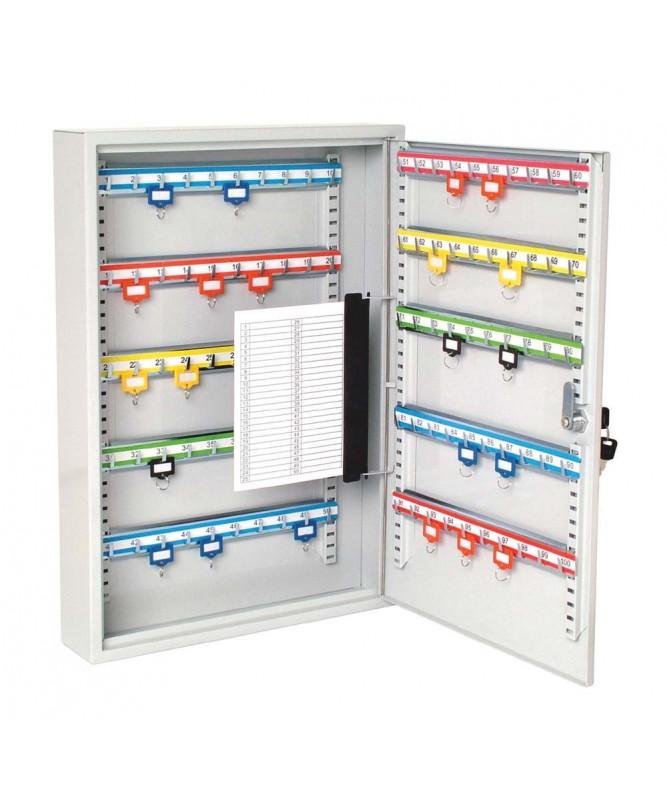 Heavy Duty Key Cabinet 100 Keys