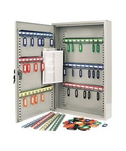 Heavy Duty Key Cabinet 150 Keys