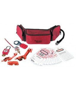 Lockout Kit Pouch - Electrical