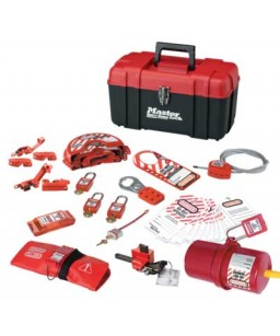Portable Lockout Kit - Electrical & Valve / Plug Lock Out