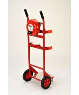 Twin Mobile Fire Point  with Fire Bell