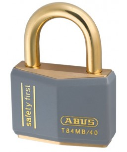 Abus Brass Keyed Different