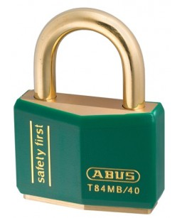 Abus Brass Keyed Alike