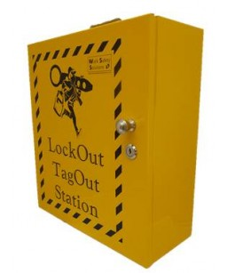 GROUP LOCKOUT BOX
