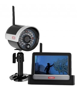 Abus Plug and Play CCTV & APP