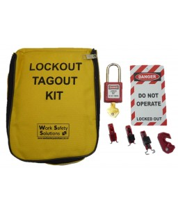 Circuit breaker lockout kit - WSKIT00