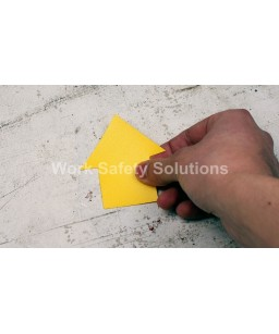 Work Safe Floor Arrow Small