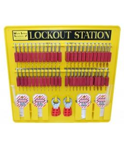 48 Padlock Station
