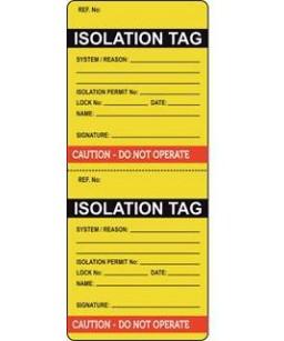 Isolation Safety Management...