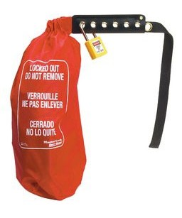 Lockout Cinch Sack  431x 158 mm