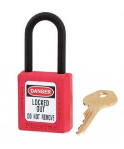 406 Safety Padlock  Keyed...