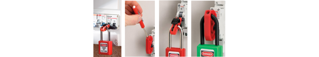 Electrical Lockout Devices For Isolating Hazardous Energy