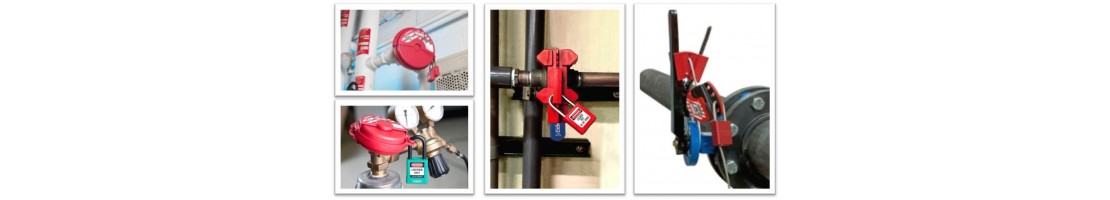 Valve Lockout Devices - Secure & isolate energy sources