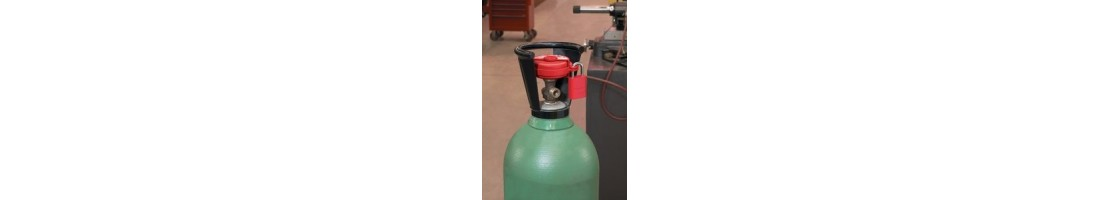 Gas Cylinder Lockout Devices available at Competitive Prices